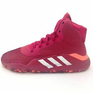 Adidas Mens Pro Bounce 2019 Basketball Shoes 8 New
